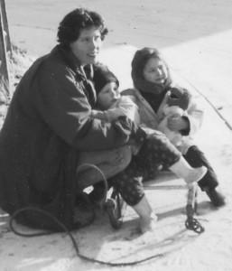 sledgingastoddlers