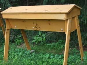 Top-Bar-Beehive