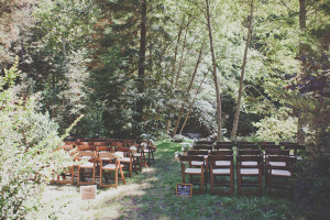 Ruffled - photo by http://www.evynnlevalley.com/ - http://ruffledblog.com/woodland-wedding-in-the-big-sur-redwoods