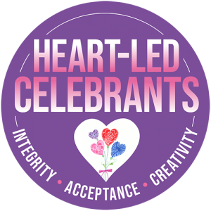 Heart-led Celebrants