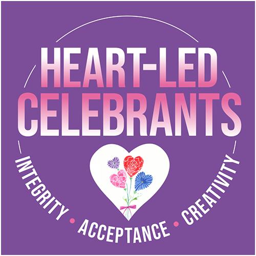 Heart-led Celebrants